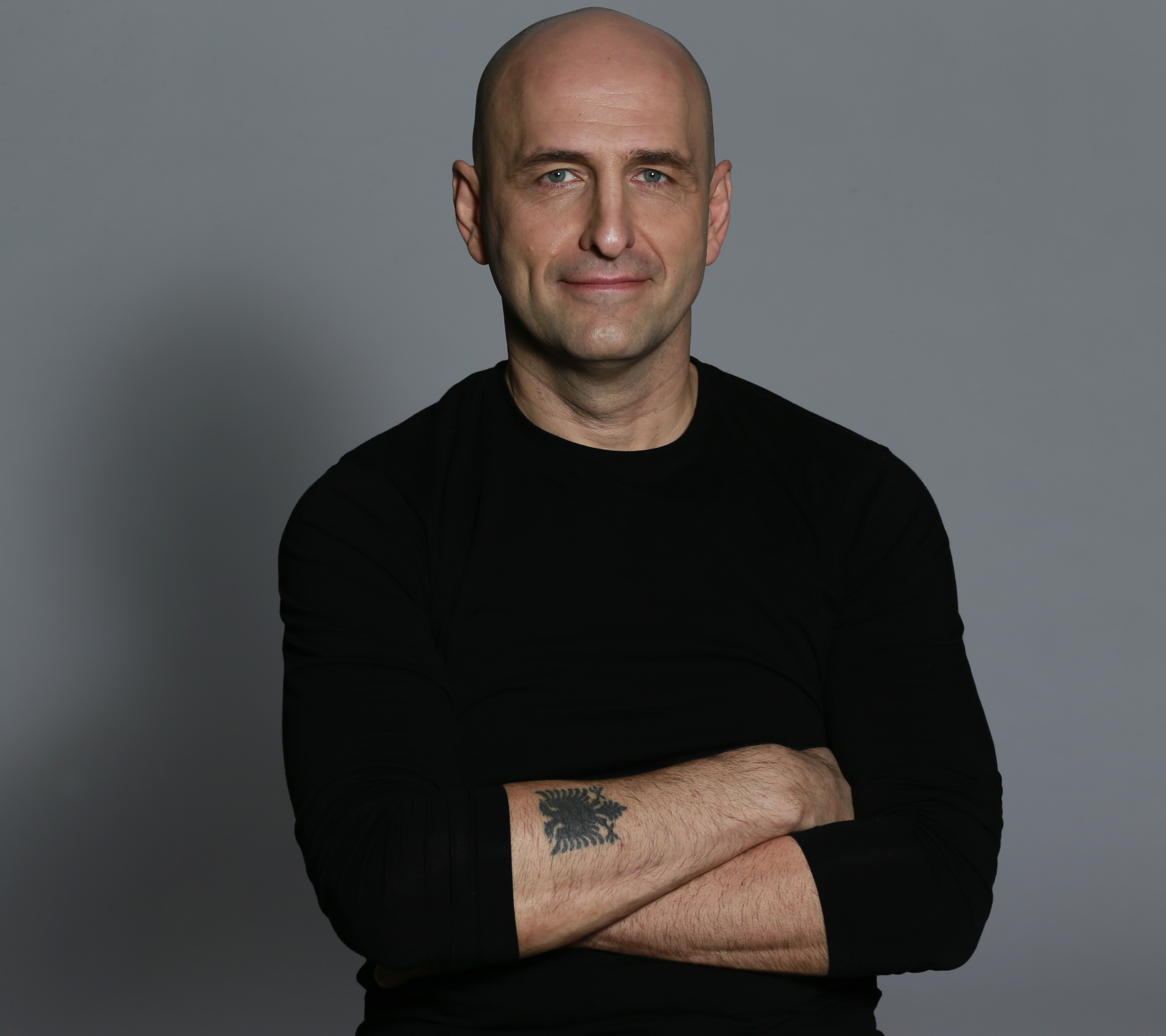 James Biberi shqiptar
