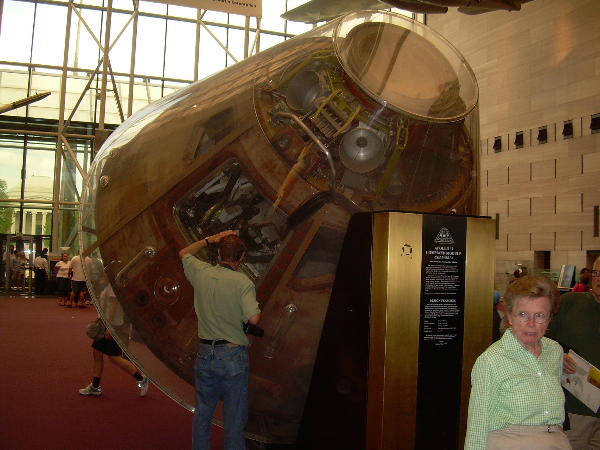 kapsula e muzeun hapsires