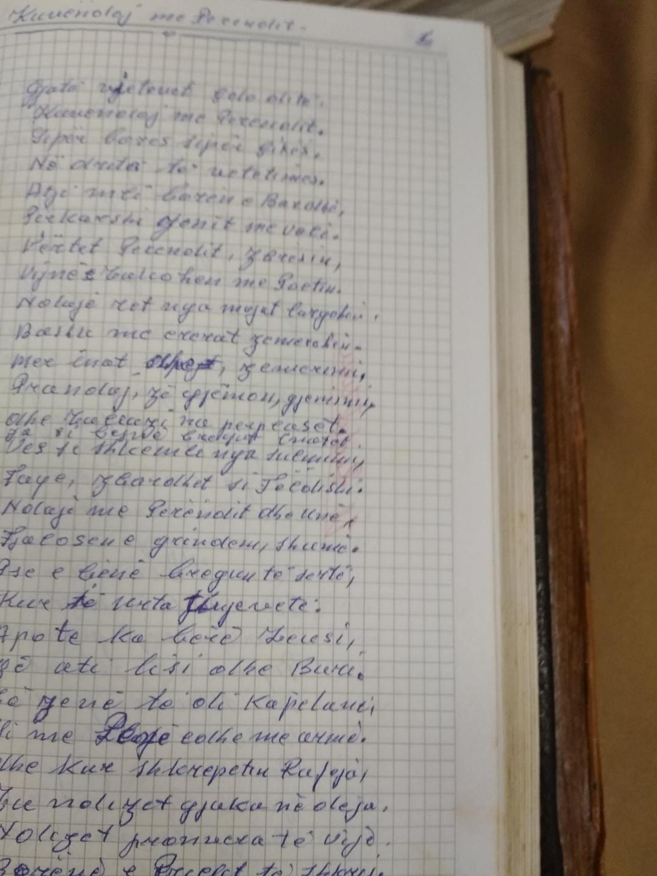3. Dorëshkrime të L. Çipës